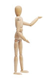 Wooden doll Royalty Free Stock Photos