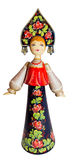 Wooden Doll Royalty Free Stock Images