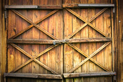 Free Wooden Door Royalty Free Stock Image - 19980706