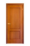 Wooden door #5 Royalty Free Stock Images