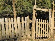 Wooden door Stock Photo