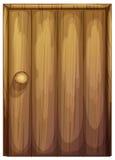 A wooden door Stock Photos