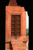 Wooden door, India Royalty Free Stock Photos