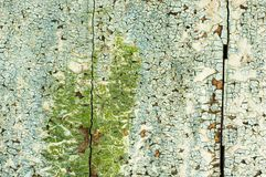 Old paint on the wall Stock Photos