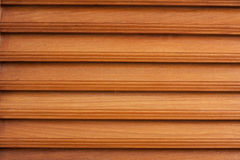 Wooden door outlet Royalty Free Stock Photography