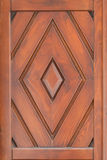 Wooden door pattern Royalty Free Stock Image