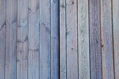 Wooden Door / Planks / Panels Pattern as a Background Texture. Stock Photography