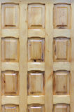 Wooden door texture Stock Photo