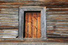 Wooden door Royalty Free Stock Images