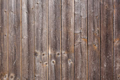 Wooden door, wood, background pattern, copy space Stock Photography