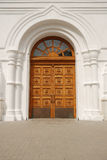 Wooden doors Royalty Free Stock Image