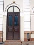 Wooden doors Stock Photos