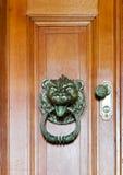 Wooden doors Royalty Free Stock Image