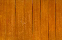 Wooden doors that are highly polished Royalty Free Stock Image