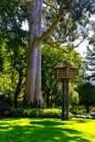 Wooden dovecote Royalty Free Stock Photo