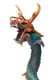 Wooden dragon Stock Photography