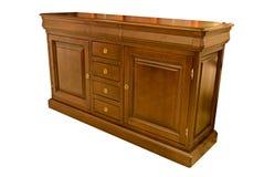 Wooden dresser classic Stock Photo