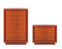 Wooden dressers Stock Photos