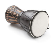 Wooden drum Royalty Free Stock Photography