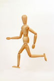 Wooden dummy Royalty Free Stock Photography