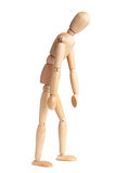 Wooden Dummy Royalty Free Stock Image