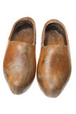Wooden Dutch Clogs Royalty Free Stock Images