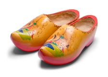Clogs Royalty Free Stock Image