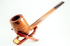 Wooden elegant calumet Stock Image