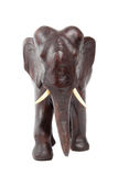 Wooden elephant Royalty Free Stock Photo