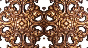Wooden Embellishments/Pattern Stock Image