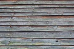 Wooden Facade Royalty Free Stock Photos