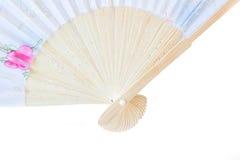 Wooden fan Stock Photos