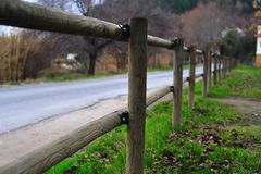 Wooden fence_106 Stock Photos