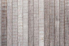 Wooden Fence. Grey weathered wooden fence slats stock image