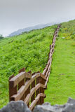 Wooden Fence. Stock Images
