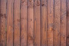 Wooden fence Royalty Free Stock Photo
