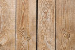 Wooden fence. Background - detail of old rough wooden fence royalty free stock photo