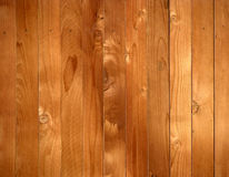 Wooden fence. Brown wooden fence detailed texture stock photography