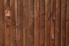 Wooden fence. Texture royalty free stock photos