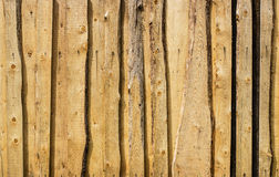 Wooden fence. Background Royalty Free Stock Image