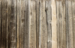 Wooden fence in the background Royalty Free Stock Image