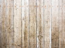 Wooden fence background. Old vintage beautiful aged wooden fence background Stock Photos