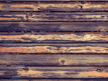Wooden fence background texture. Old vintage beautiful aged wooden fence background Royalty Free Stock Images