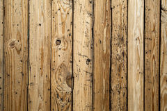 Wooden fence background. A wooden fence background and textures Stock Image