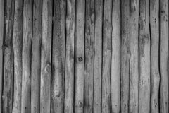 Wooden fence in countryside. Wooden fence background in countryside Royalty Free Stock Photography