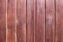 Wooden Fence in Dahab as a Background royalty free stock photography