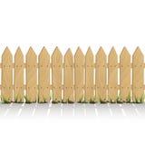 Wooden fence Stock Photos