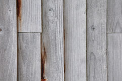 Wooden Fence Panels. Abstract Detail of Wooden Panels with Plenty of Copy Space Stock Photography
