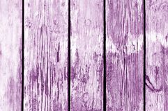 Free Wooden Fence Pattern In Purple Color. Royalty Free Stock Images - 116033549
