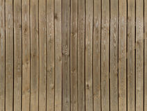 Wooden fence. Seamless texture. royalty free stock photo